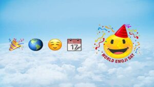 2021 celebrates World Emoji Day