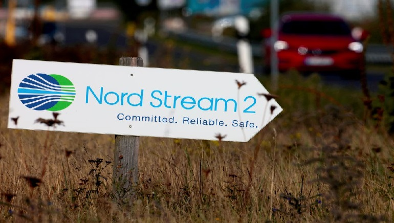 Germany and U.S. strike deal for completion of Russian Nord Stream 2 Pipeline