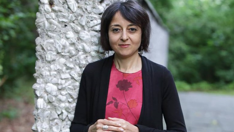 Iman Mersal – the first African woman to win the prestigious Sheikh Zaid Book Award