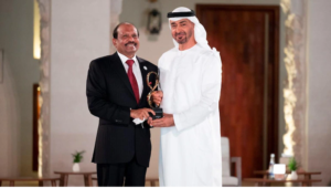 Indian businessman Yusuffali MA was appointed as the vice-chairman of ADCCI in Abu Dhabi