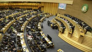Israel gets observer status at African Union