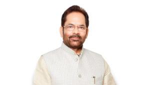 Shri Mukhtar Abbas Naqvi