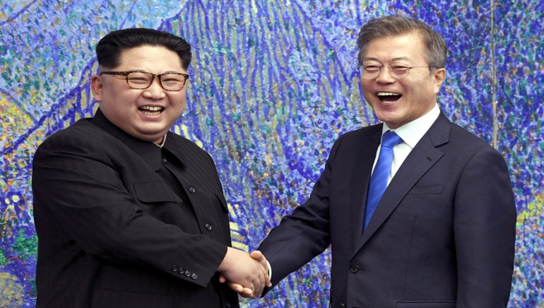 North and South Korea agree to restore communication links