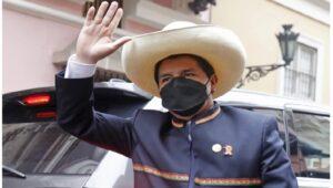 Peru's Pedro Castillo assumes presidency amid political tensions division