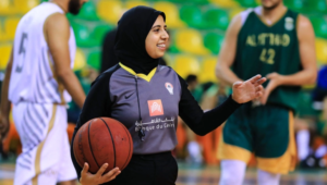 Tokyo Olympics 2021: Egyptian woman, first African female referee to wear a hijab