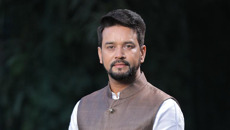Shri Anurag Singh Thakur