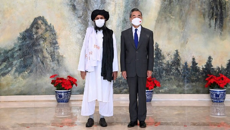 Taliban assures China of no terrorist operation from Afghanistan
