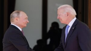 US Russia hold nuclear talks in Geneva after summit push