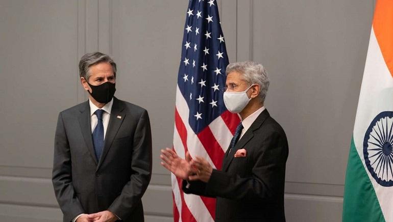 US Secretary of State Antony Blinken on India's visit to meet Mr. Modi and S. Jaishankar