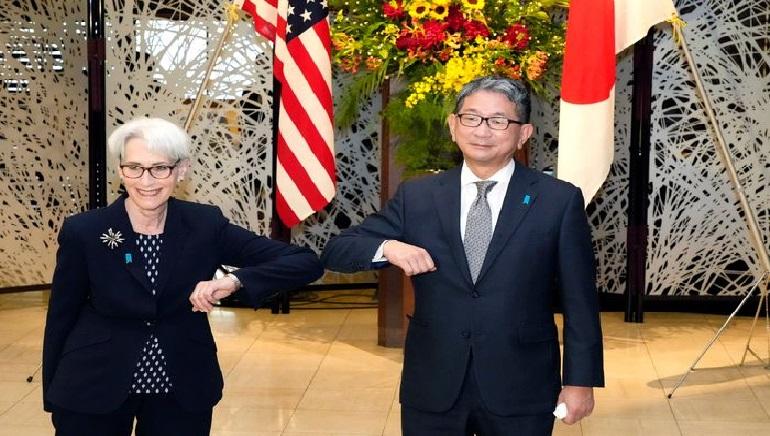 US deputy state secretary Wendy Sherman to visit China amid rising tensions