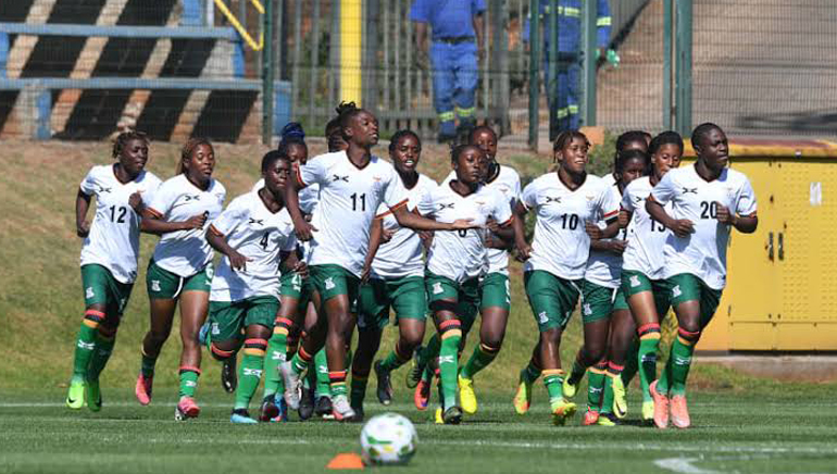 The Copper Queens shape up for Tokyo 2020 with two friendlies