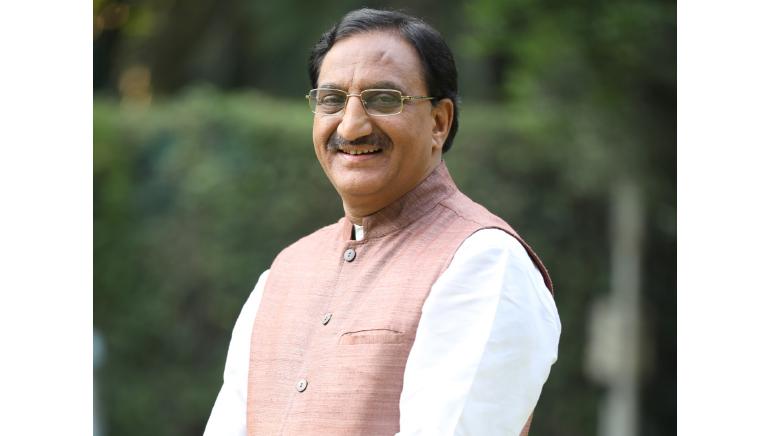 Shri Ramesh Pokriyal Nishank