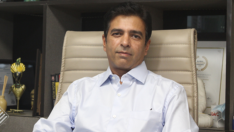 Vikram Nagaich