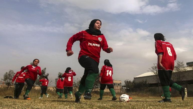 Afghan Sports Women Evacuated By Australia