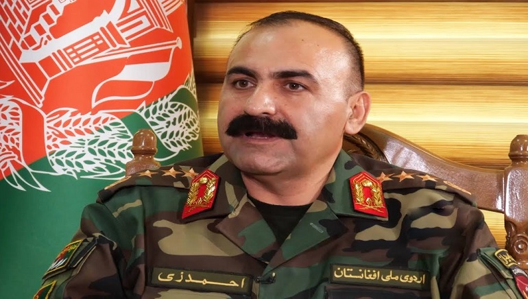 Afghan army chief replaced as Taliban advance
