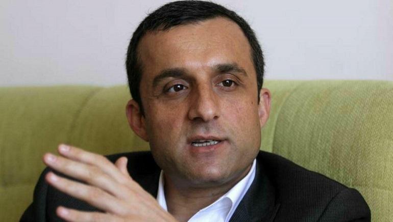 "First VP Amrullah Saleh Declares Himself as the ""Caretaker President"" of Afghanistan"