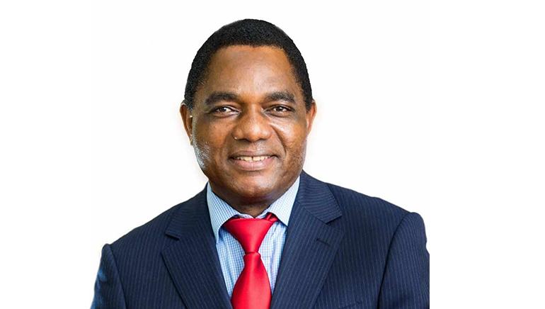 At Sixth Bid Zambia's Opposition Leader Hichilema Won Presidential Vote