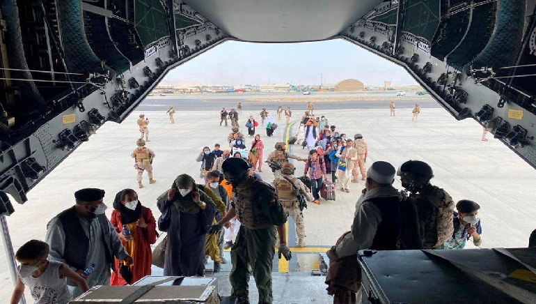 Australia Concludes Afghanistan Rescue Mission