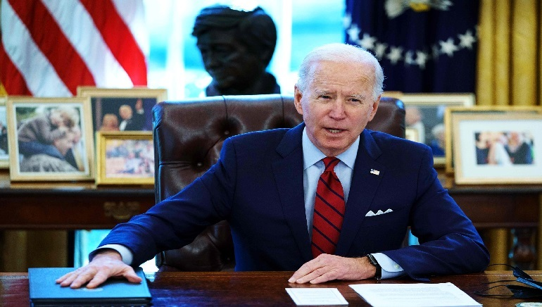 Biden Administration Suspends All Arms Sales To Afghanistan Government