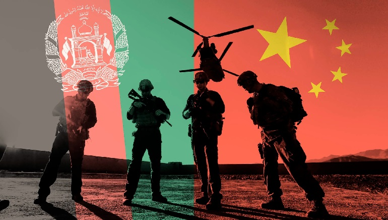 China May Fill Financial Vacuum In Afghanistan