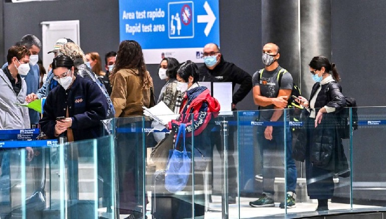 EU Recommends New COVID-19 Travel Restrictions For US