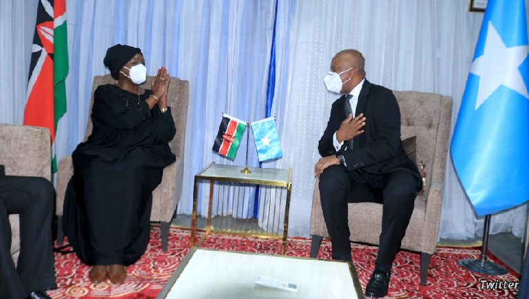 Foreign ministers meet to mend Kenya-Somalia ties
