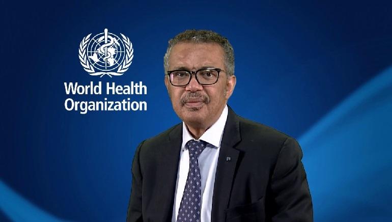 UN health agency head Tedros seeks vaccine booster moratorium