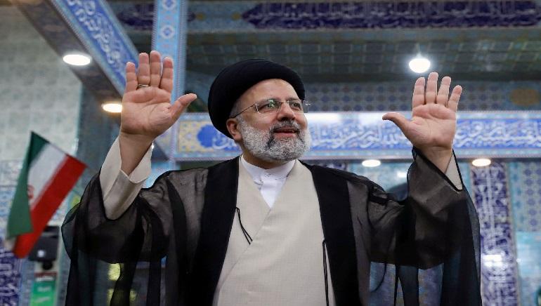 Imran's Hardline New President Sworn In Amid Stalled Nuclear Talk And Hopes of Saudi Detente
