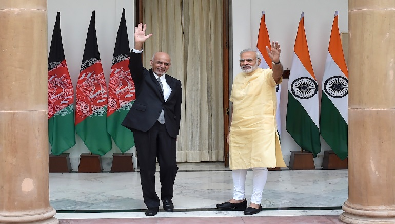 India, US, Others Agree Afghanistan Needs Representative, Include Government With No Place For Terror