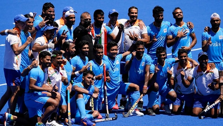 After 41-years India won medal in men's hockey in Tokyo Olympics