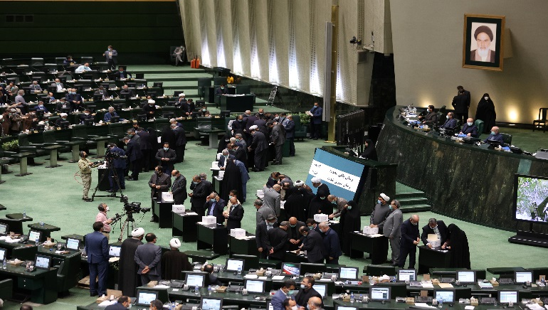 Iran Parliament Approves Most Of President's Raisi's Ministers