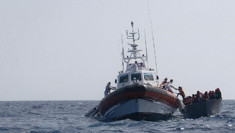 Italy pressures EU nations to open ports to rescue migrants from Tunisia