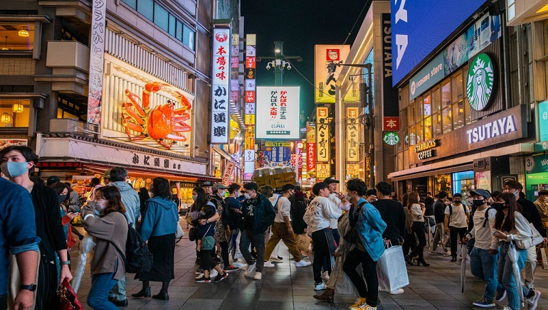 Japan' Economy Bounced Back As Covid Restriction Ease