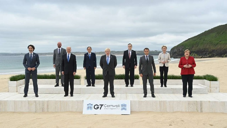 Joe Biden To Discuss Afghanistan Policy With G7 Leaders