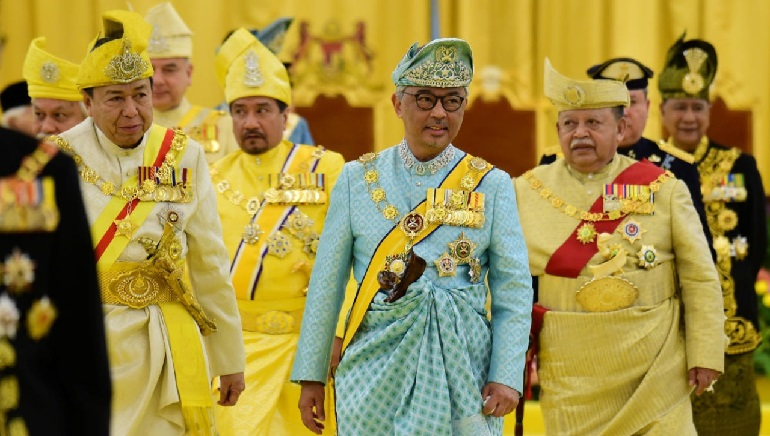 Malaysia King Urges Halt To Bicker As He Picks New PM