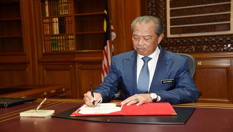 Malaysian PM Muhyiddin Yassin Expected To Resign After Months Of Political Turmoil