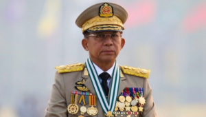 Myanmar military ruler Min Aung promises multi-party election, ASEAN cooperation