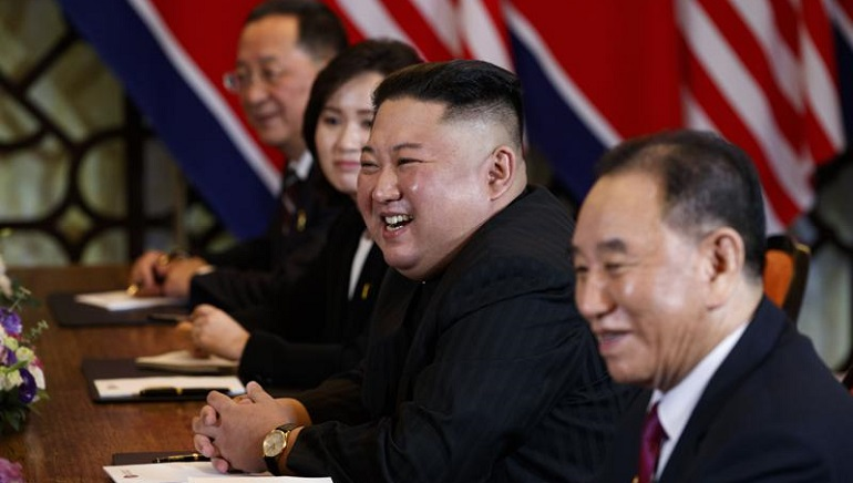 North Korea repeats threat as the US says joint drills are defensive
