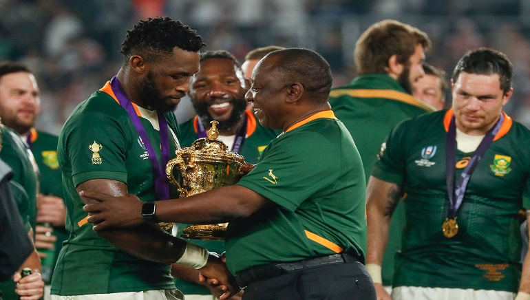 NZ and SA Claims Opening Win In Rugby Championship