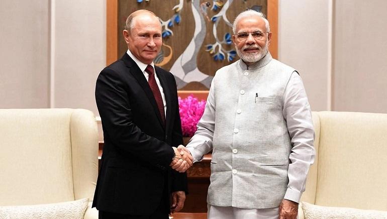 PM Modi, Vladimir Putin Discuss Deteriorating Afghanistan Situation