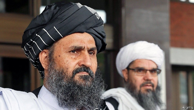 Taliban's Deputy Leader And Co-Founder Back In Afghanistan