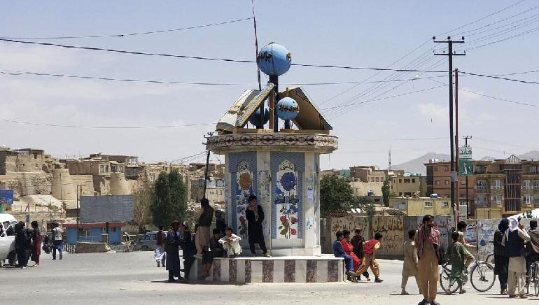Taliban Take Kandahar, Herat In Major Afghanistan Offensive