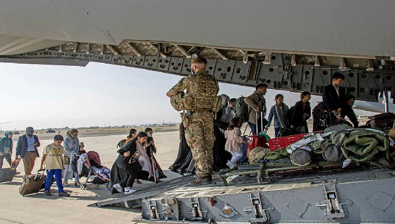 UK Announced To Take 5,000 Afghanistan Refugees This Year