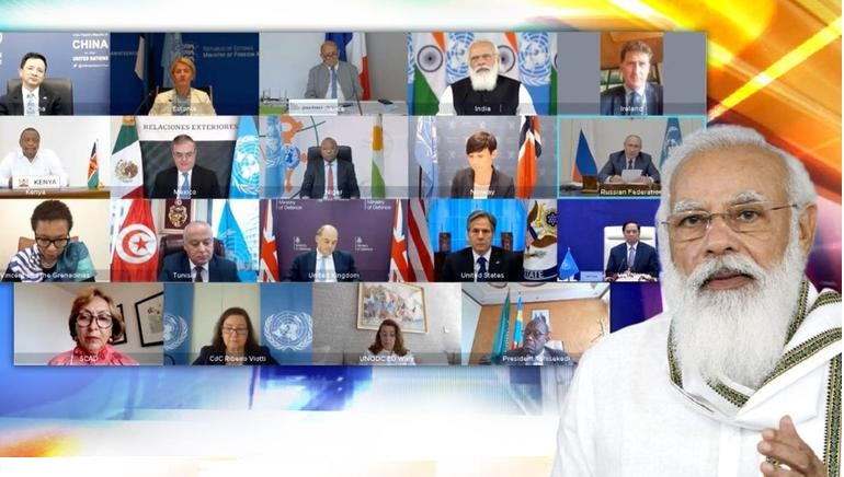 Unsc Adopts The First-ever Statement On Maritime Security Under India's Presidency