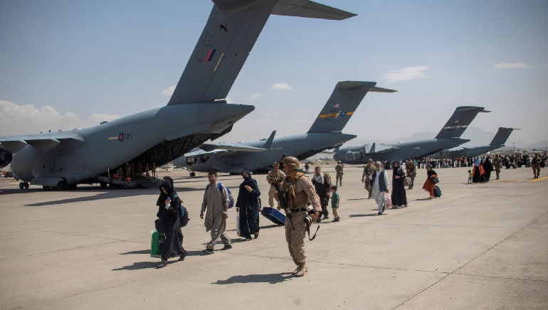 US And UK Warn Of Security Threat At Kabul Airport