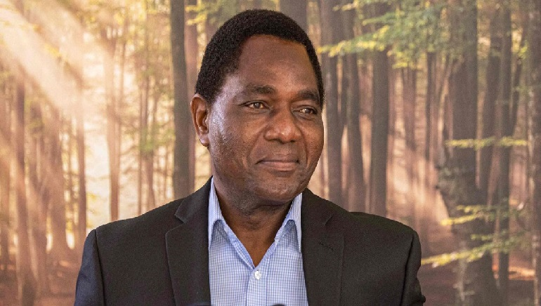 Zambia Celebrates Peaceful Transfer Of Power After Elections