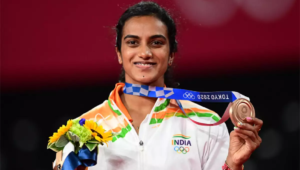PV Sindhu creates history with a clear win for the Bronze medal
