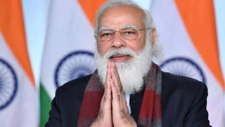 Record number of people to be inculcated at PM Modi's 71st birthday