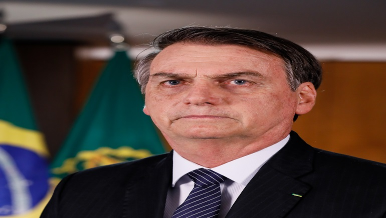 Bolsonaro Signs Bill To Limit Tech Giant's Power To Remove Content