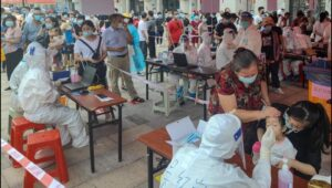 China Shuts Down Schools After COVID Outbreak in Fujian Province